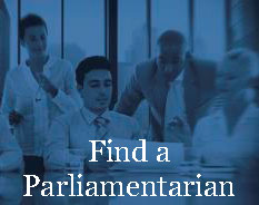 Find a Parliamentarian