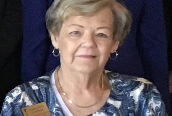District 6 Director Ella Carlson, PRP remembered